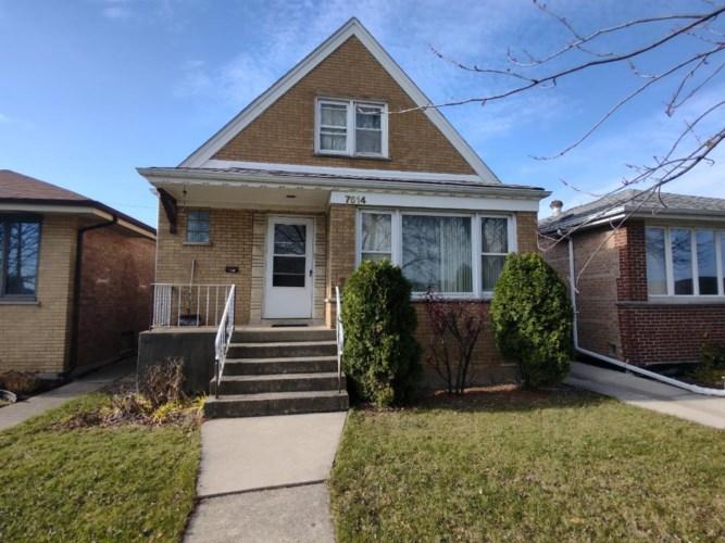 7614 Lavergne Avenue, Burbank, IL 60459