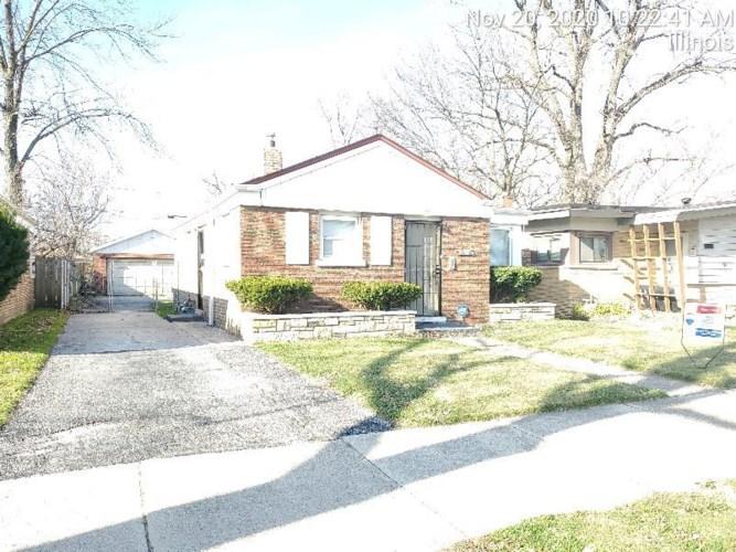 12602 S Throop Street, Calumet Park, IL 60827