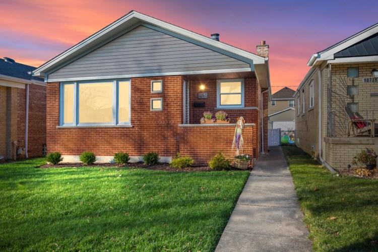 10742 S Saint Louis Avenue, Chicago-Mount Greenwood, IL 60655