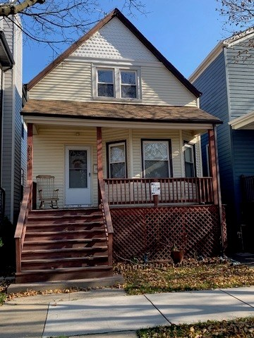 3723 N Francisco Avenue, Chicago-Irving Park, IL 60618