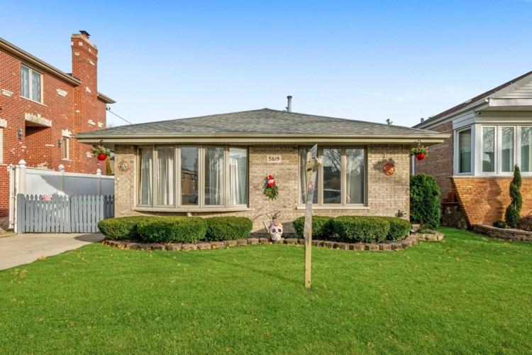 5619 S NASHVILLE Avenue, Chicago-Garfield Ridge, IL 60638