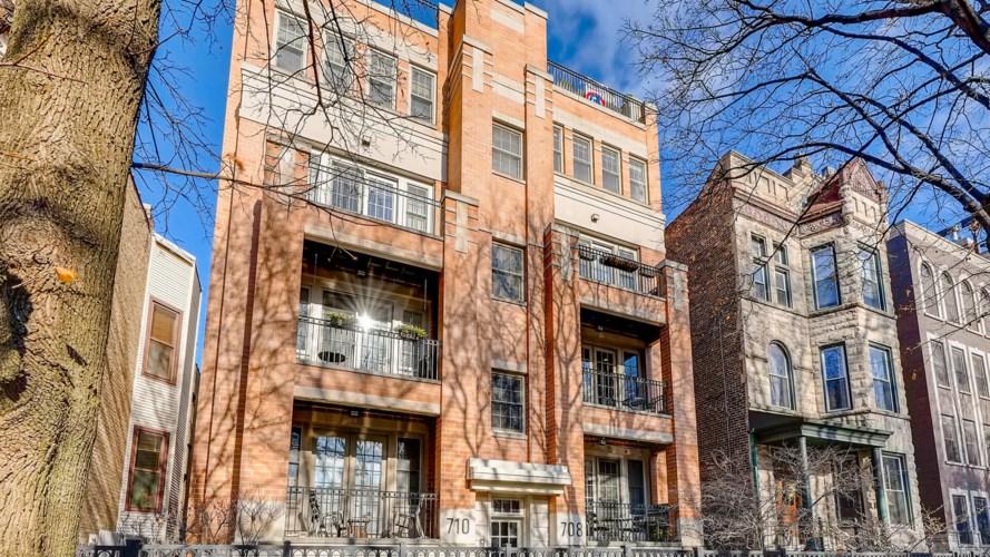 708 W ALDINE Avenue #302, Chicago-Lake View, IL 60657
