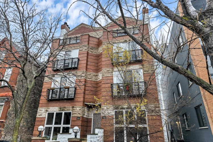 1444 N Bosworth Avenue #1S, Chicago-West Town, IL 60642