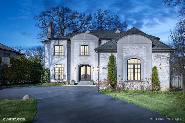 1134 Wildwood Lane, Glenview, IL 60025
