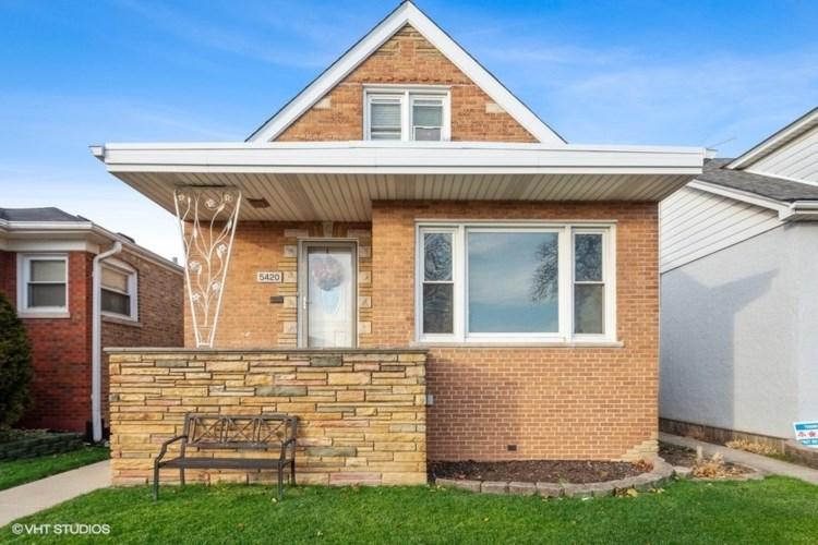 5420 S Nordica Avenue, Chicago-Garfield Ridge, IL 60638