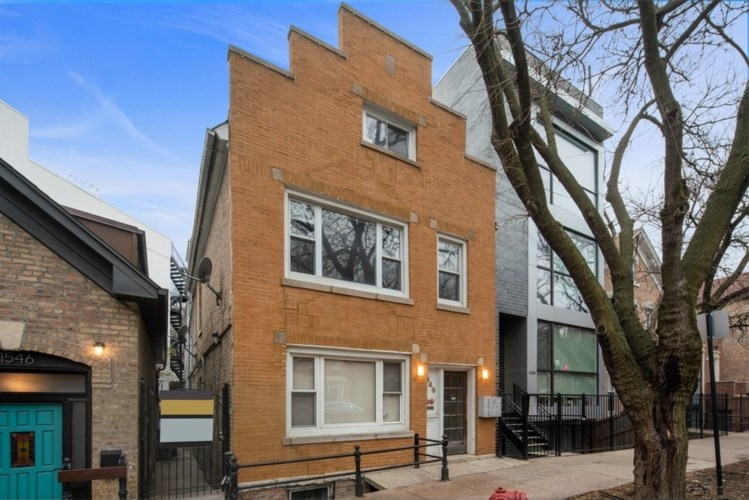 1548 N Honore Avenue #2R, Chicago-West Town, IL 60622