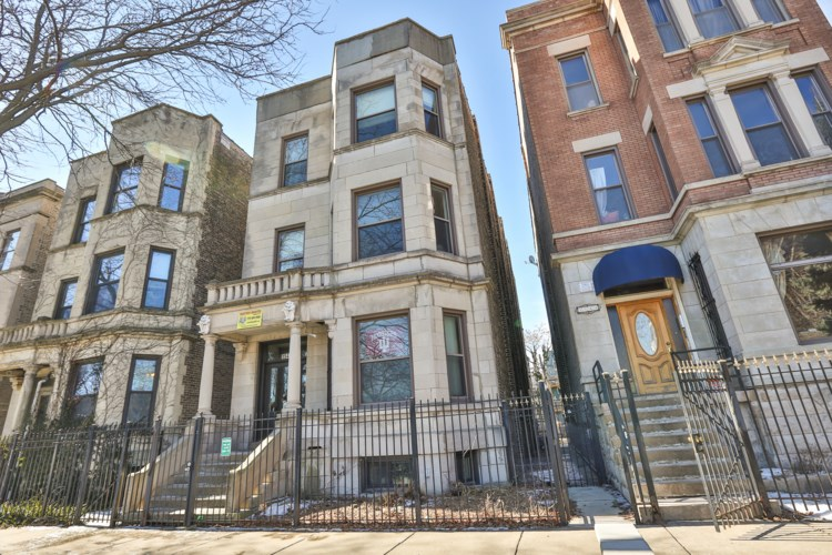 1542 N Oakley Boulevard #3, Chicago-West Town, IL 60622