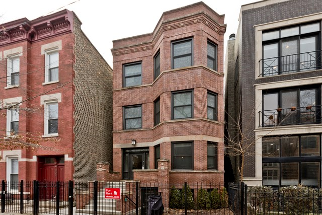 856 N Hermitage Avenue #1R, Chicago-West Town, IL 60622