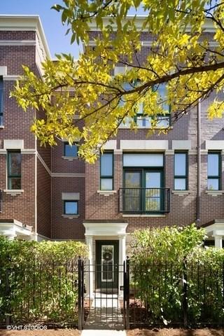 1221 N Sedgwick Street, Chicago-Near North Side, IL 60610
