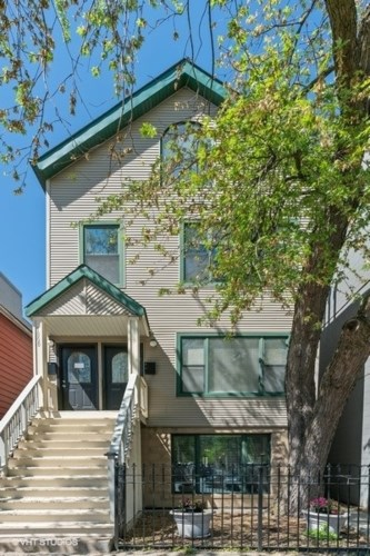 1808 W BELMONT Avenue #1, Chicago-North Center, IL 60657