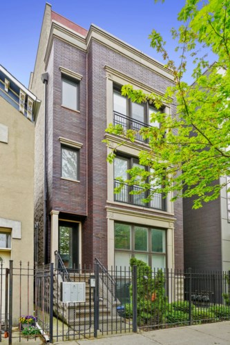 1333 N Wolcott Avenue #1, Chicago-West Town, IL 60622