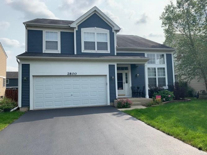 2800 Rosehall Lane, Aurora, IL 60503