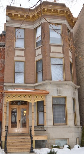 518 W Fullerton Parkway #3, Chicago-Lincoln Park, IL 60614