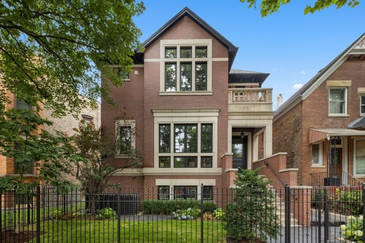 3537 N Greenview Avenue, Chicago-Lake View, IL 60657