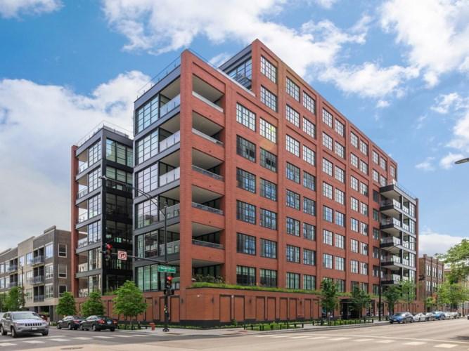 1109 W WASHINGTON Boulevard #7A, Chicago-Near West Side, IL 60607