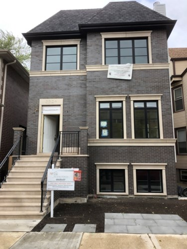 3926 N Bell Avenue, Chicago-North Center, IL 60618