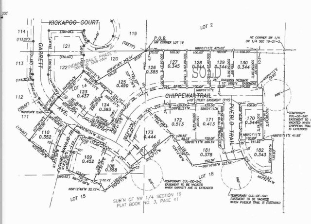 Lot 121 Garrett Avenue, Albany, IL 61230