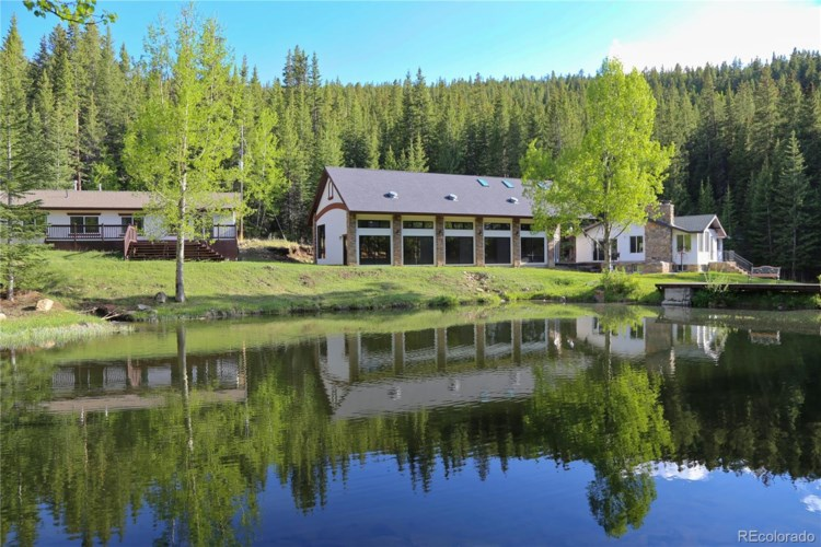 616 Peaceful Valley Lane, Idaho Springs, CO 80452