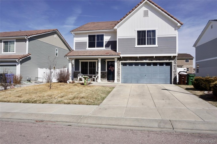 7964 Campground Drive, Fountain, CO 80817