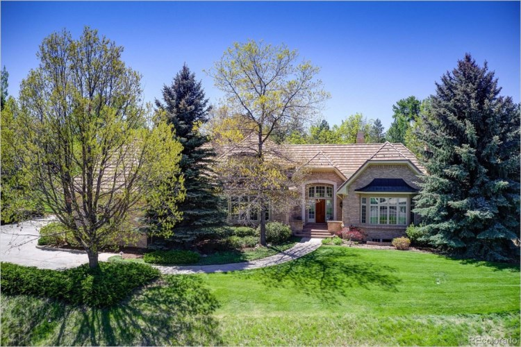 4270 S Bellaire Circle, Cherry Hills Village, CO 80113