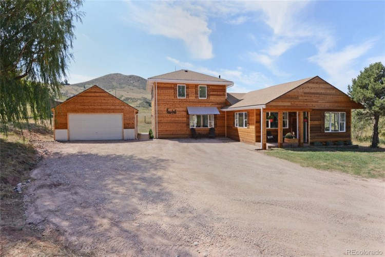 74 Springs Ranch Road, Laporte, CO 80535