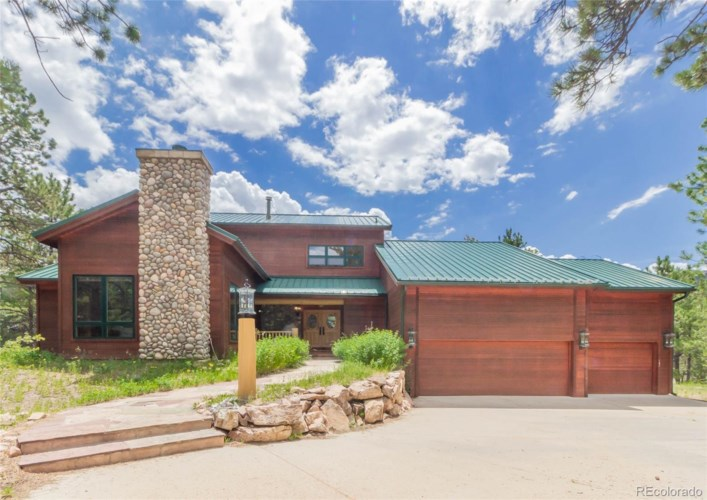 298 Pine Forest Road, Lake George, CO 80827
