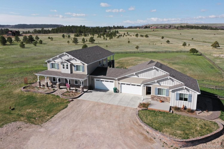 7714 E Greenland Road, Franktown, CO 80116