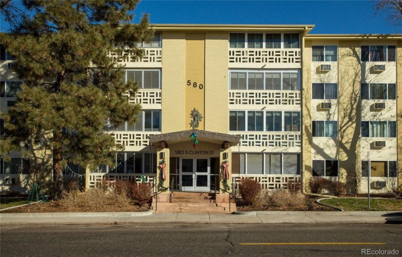 580 S Clinton Street  #7C, Denver, CO 80247