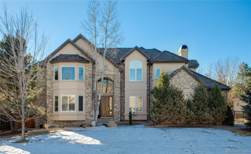 9404 S Shadow Hill Circle, Lone Tree, CO 80124