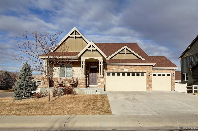 5530 Palomino Way, Frederick, CO 80504