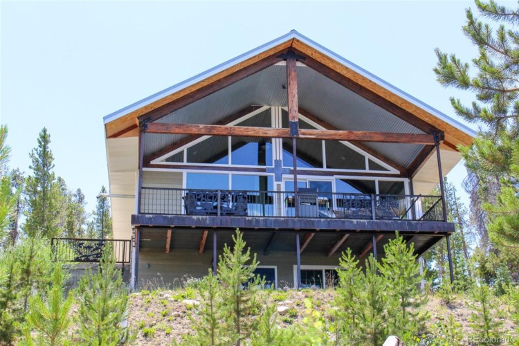 929 Juniper Drive, Twin Lakes, CO 81251