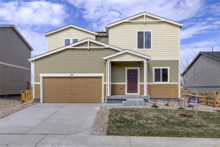 1211 Morton Avenue, Dacono, CO 80514