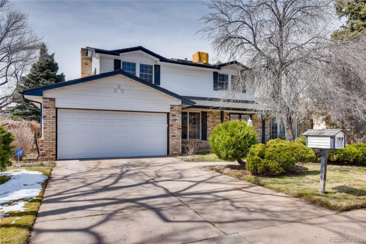 5621 S Florence Street, Greenwood Village, CO 80111