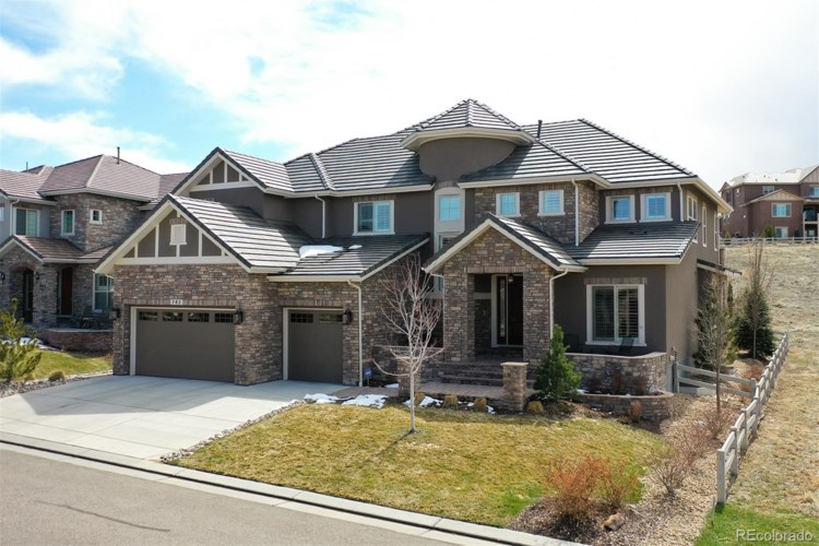 782 Braesheather Place, Highlands Ranch, CO 80126