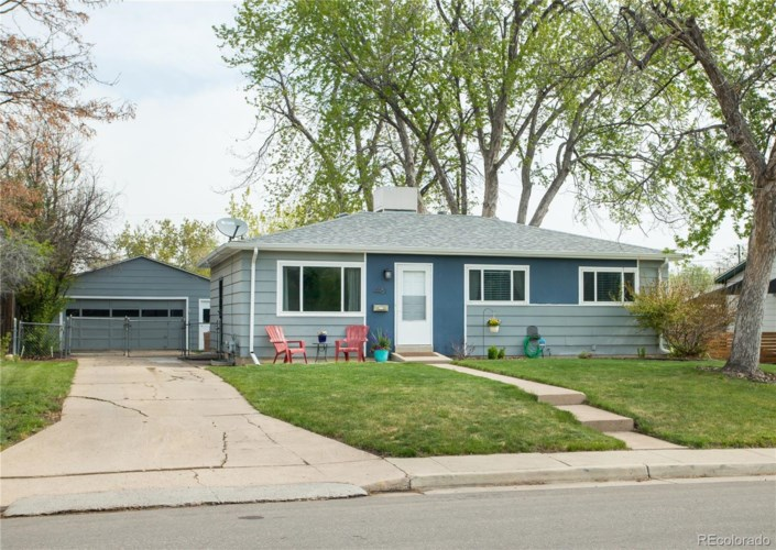 4461 W Colorado Avenue, Denver, CO 80219