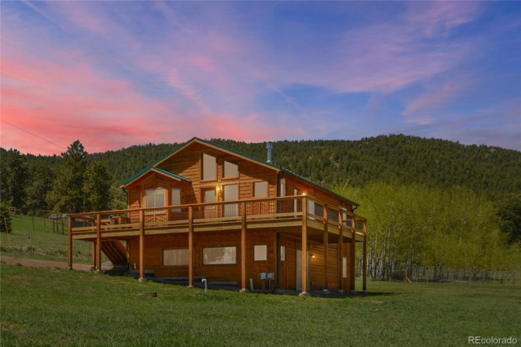 23729 Otowi Road, Indian Hills, CO 80454