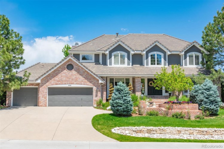 8481 Colonial Drive, Lone Tree, CO 80124