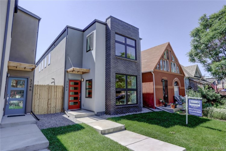 3342 Arapahoe Street, Denver, CO 80205