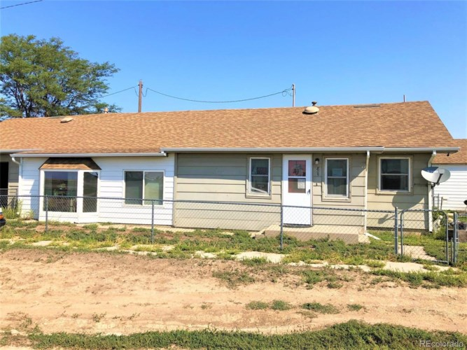 805 Railroad Street, Arriba, CO 80804