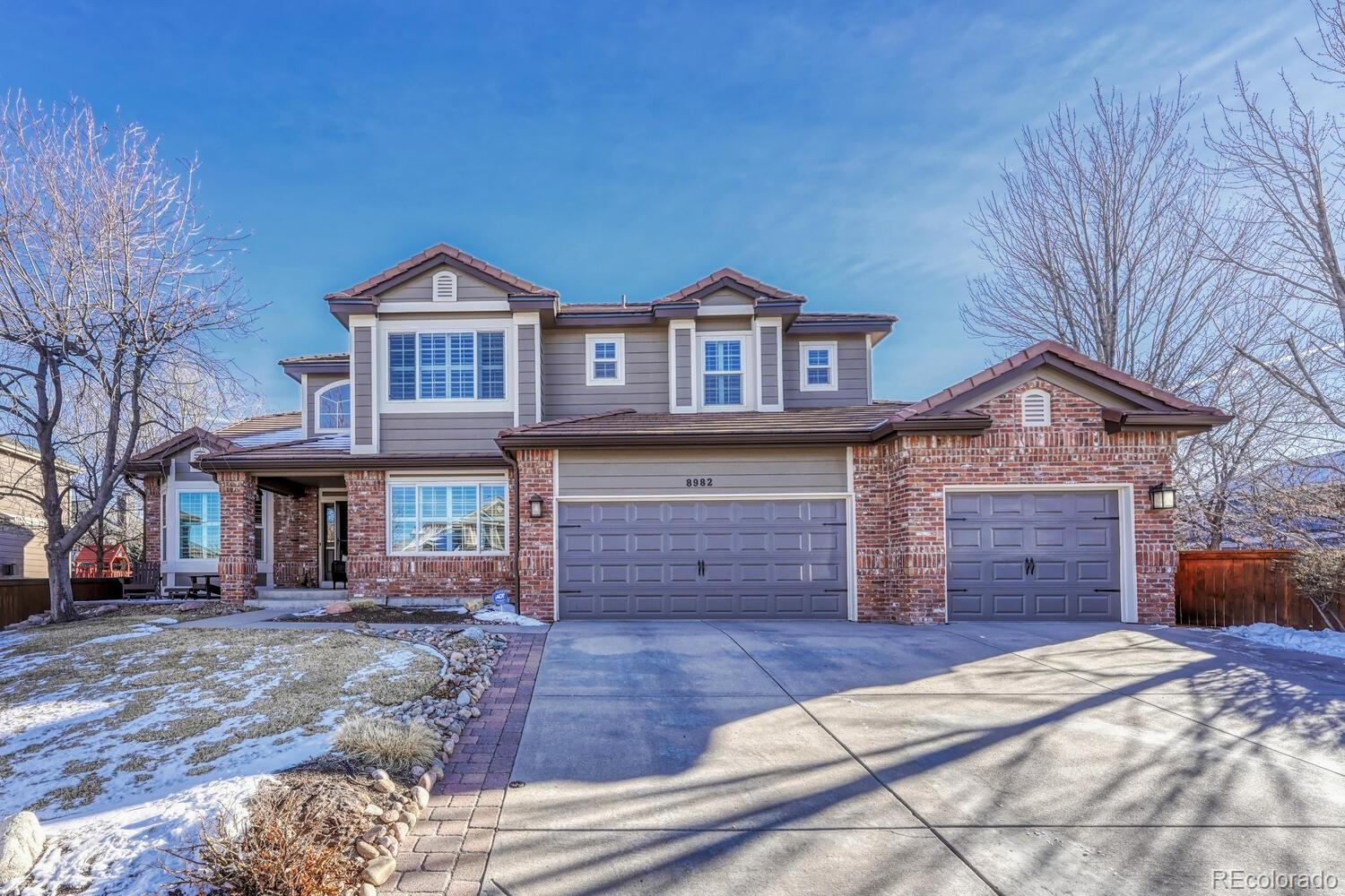 8982 Forrest Drive , Highlands Ranch, CO 80126