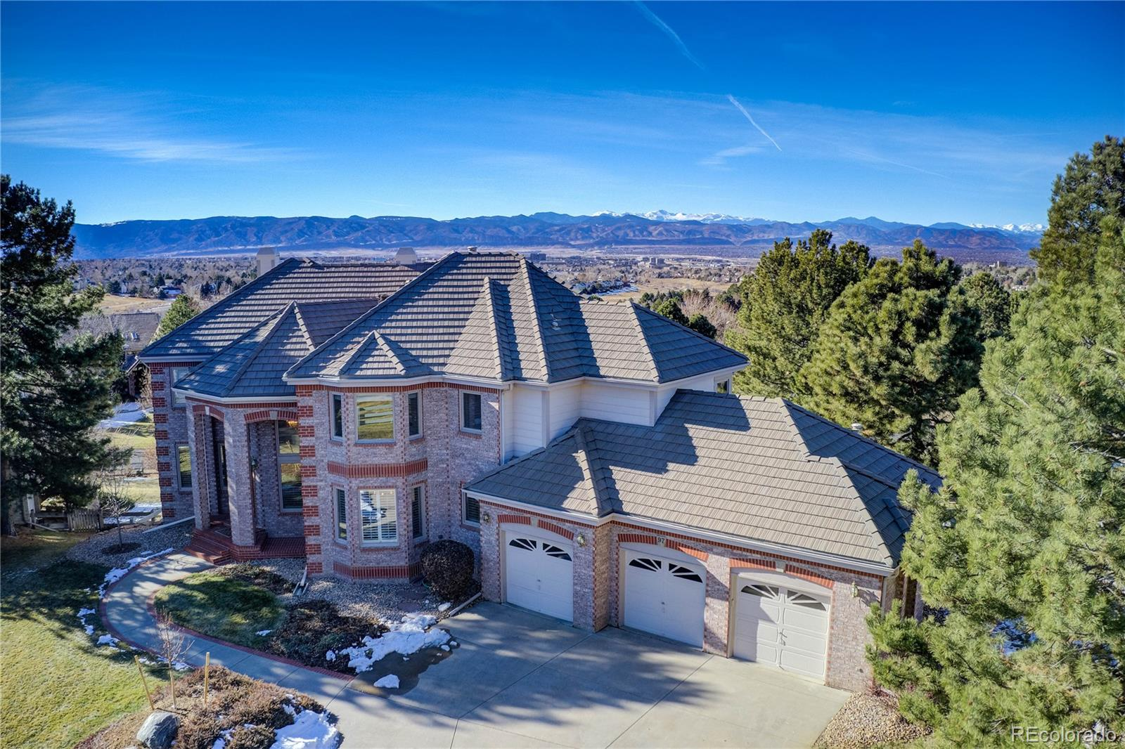 97 Falcon Hills Drive , Highlands Ranch, CO 80126