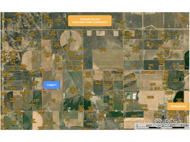 0 County Road 51 and CR 20, Keenesburg, CO 80643