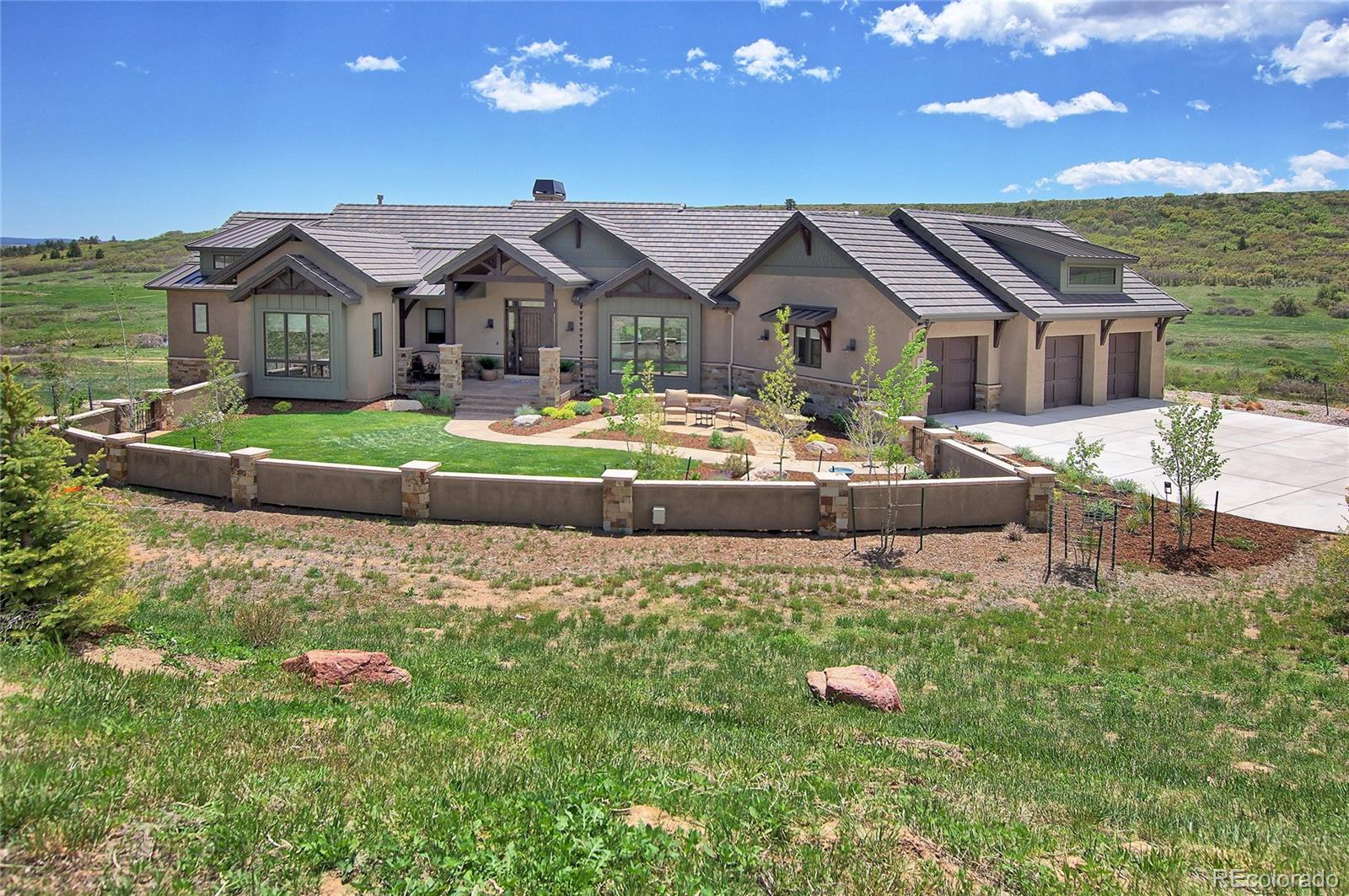 3313 Forest Lakes Drive , Monument, CO 80132