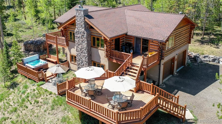 35 County Road 546, Granby, CO 80446