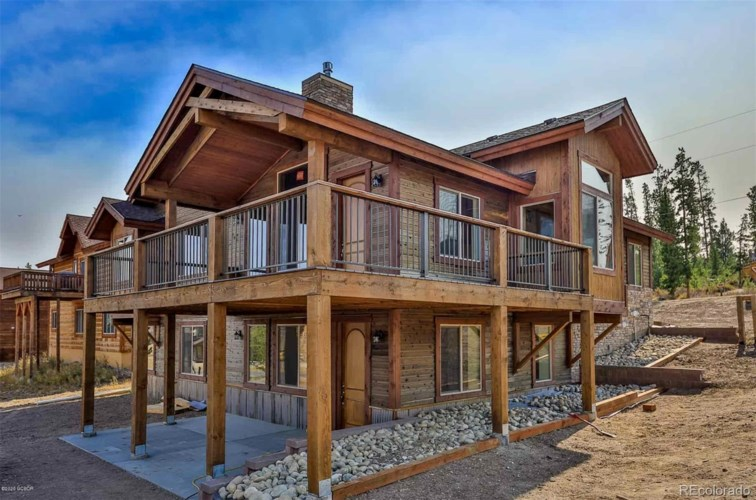 304 County Road 424, Granby, CO 80447
