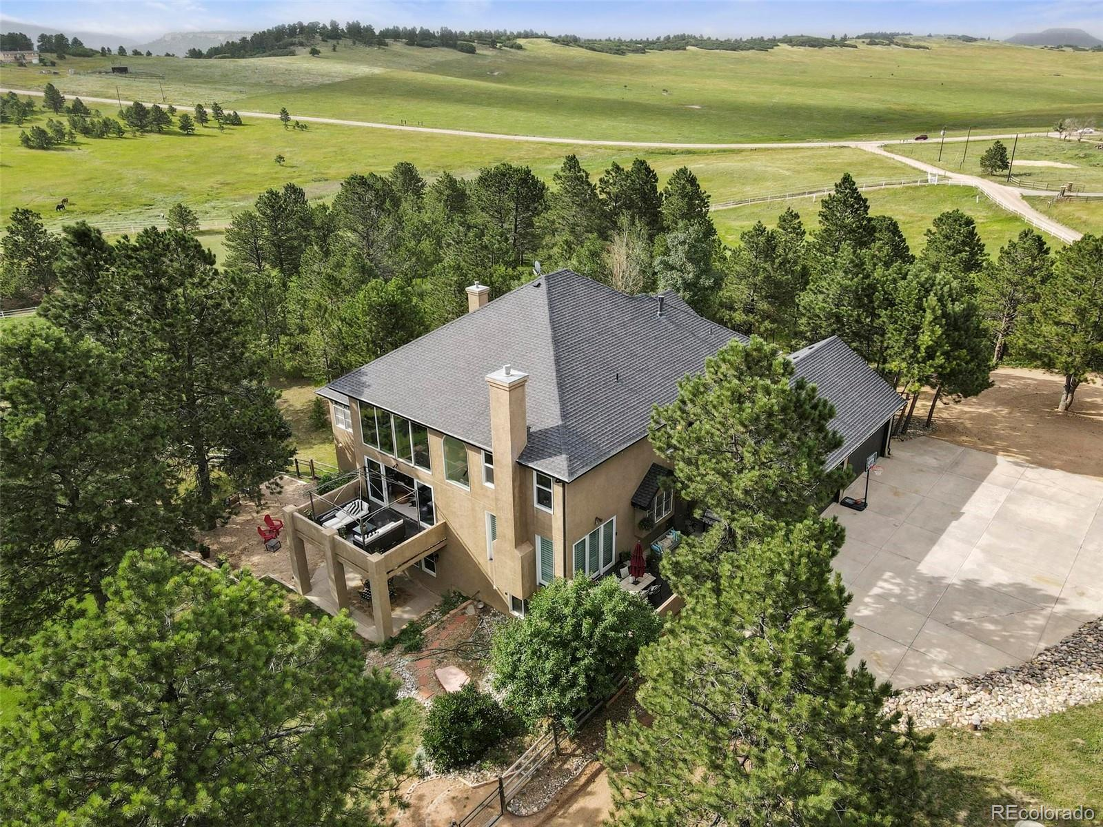 2595 County Line Road , Monument, CO 80132