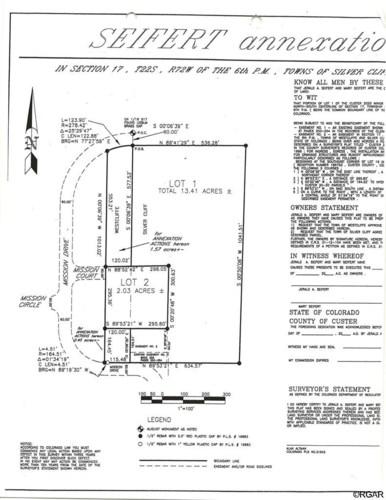 00 Mission Drive, Silver Cliff, CO 81252