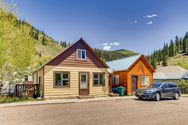 176 Monument Street, Red Cliff, CO 81649
