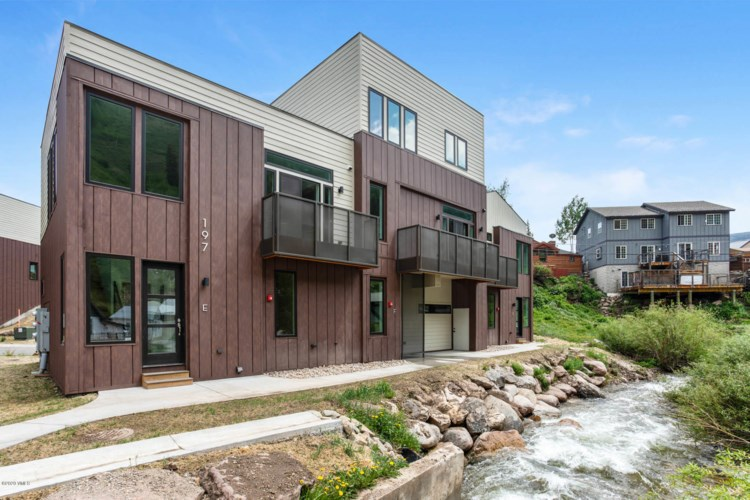 197 Water Street #F, Red Cliff, CO 81649
