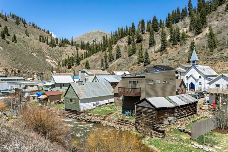 417 Eagle Street, Red Cliff, CO 81649